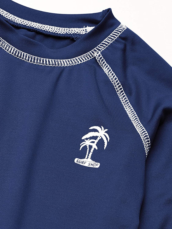 iXtreme Boys Long Sleeve Palm Tree Rash Guards