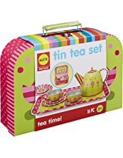 ALEX Toys - Pretend & Play Tin Tea Set 705W