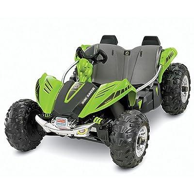 Power Wheels Dune Racer, Green: Toys & Games