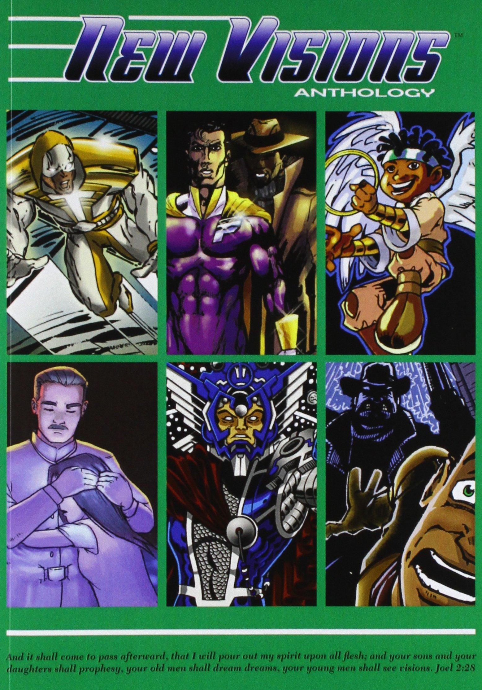 New Visions Anthology (Volume 2) pdf