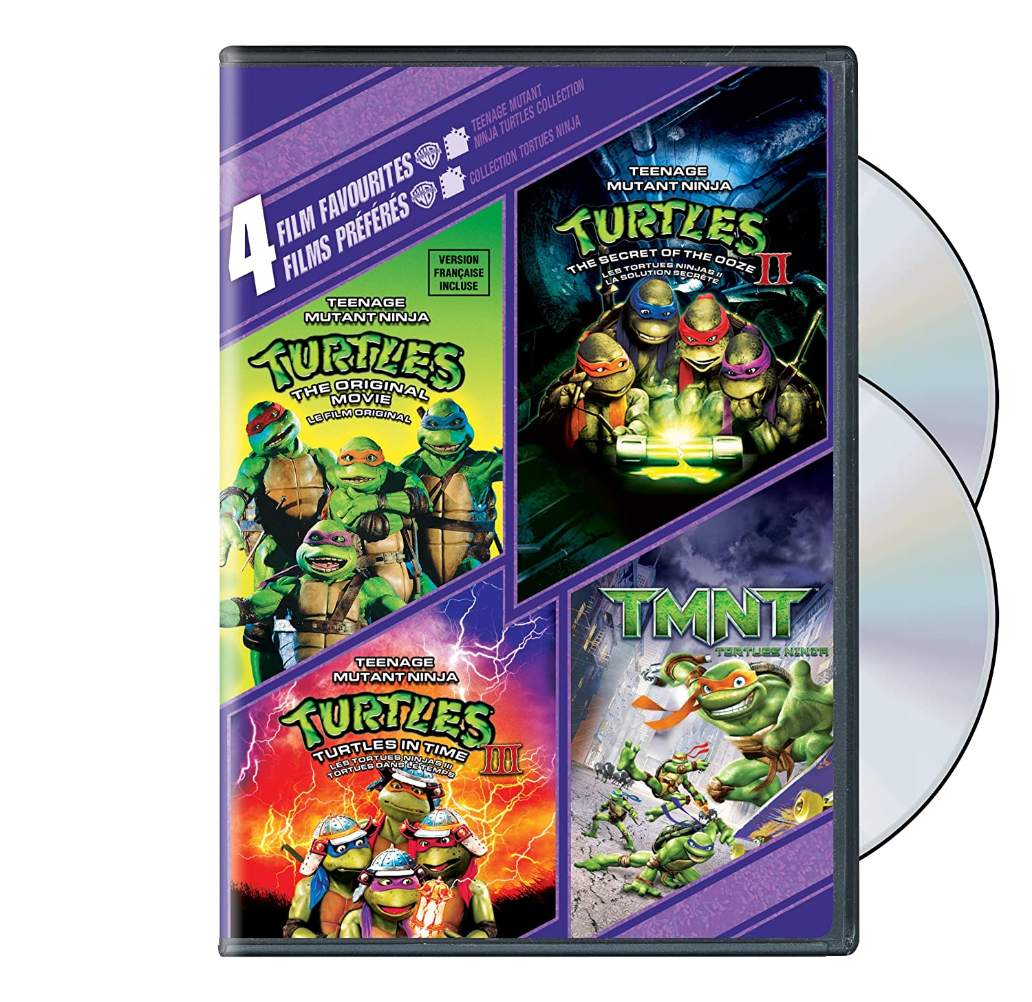 Amazon.com: Teenage Mutant Ninja Turtles: The Original Movie ...