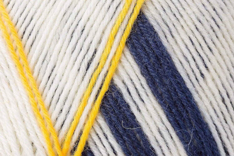 Regia 9801629/08078/Hand Knitting Yarn Wool 18/x 9/x 9/cm Iceland Wool Korfu 16 x 9 x 7.5 cm