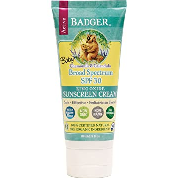 Badger Cream
