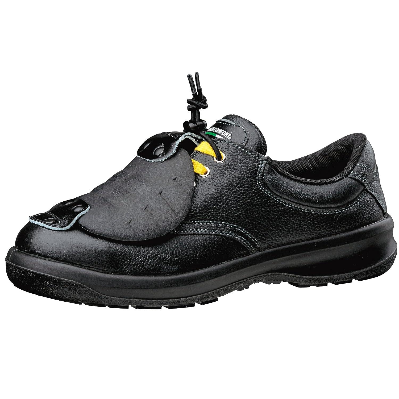 [ミドリ安全] 安全靴 短靴 G3210 甲プロ MII ゴム紐 静電 B0042696ZS 26.0 cm|ブラック ブラック 26.0 cm