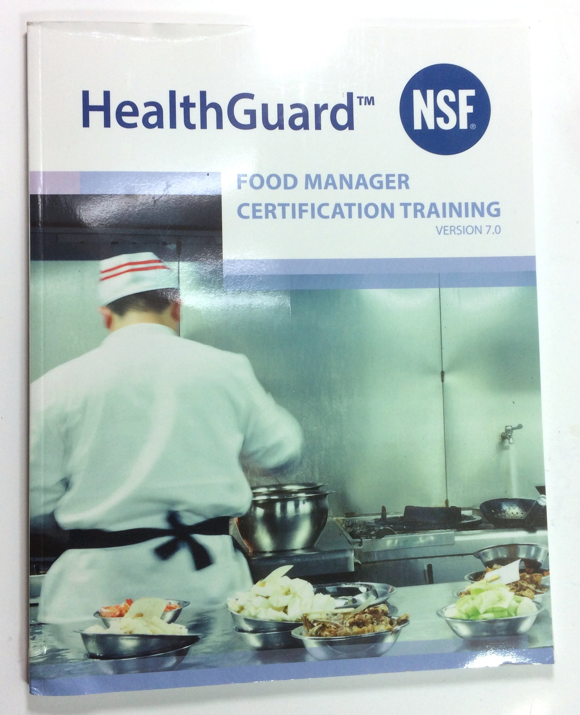 Nsf healthguard food manager certification training version 70 nsf healthguard food manager certification training version 70 nsf international 0000081819959 amazon books xflitez Gallery