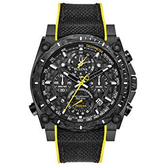164a3cdbd Amazon.com: Bulova Men's Stainless Steel Quartz Sport Watch with ...