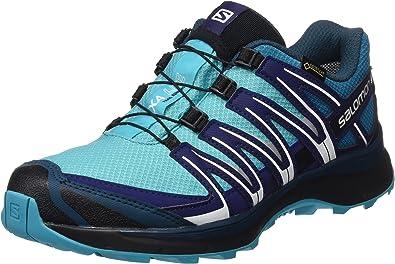 Salomon XA Lite GTX, Calzado de Trail Running para Mujer, Azul (Blue Bird/Tahitian Tide/Astral Aura), 45 1/3 EU: Amazon.es: Zapatos y complementos