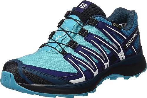 Salomon XA Lite GTX, Calzado de Trail Running para Mujer, Azul ...