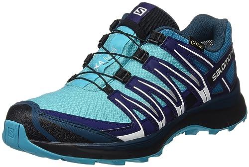Salomon XA Lite GTX, Calzado de Trail Running para Mujer: Amazon.es: Zapatos y complementos