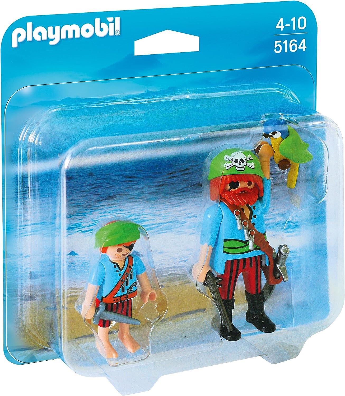 PLAYMOBIL - Duopack, Piratas (51640): Amazon.es: Juguetes y juegos