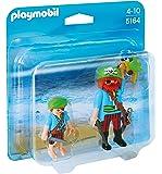 Playmobil - 5164 - Duo Pack Pirate et Enfant Pirate