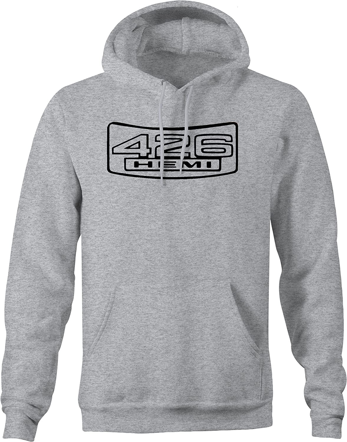 OS Gear American Muscle Car V8 426 Badge Hoodie for Men