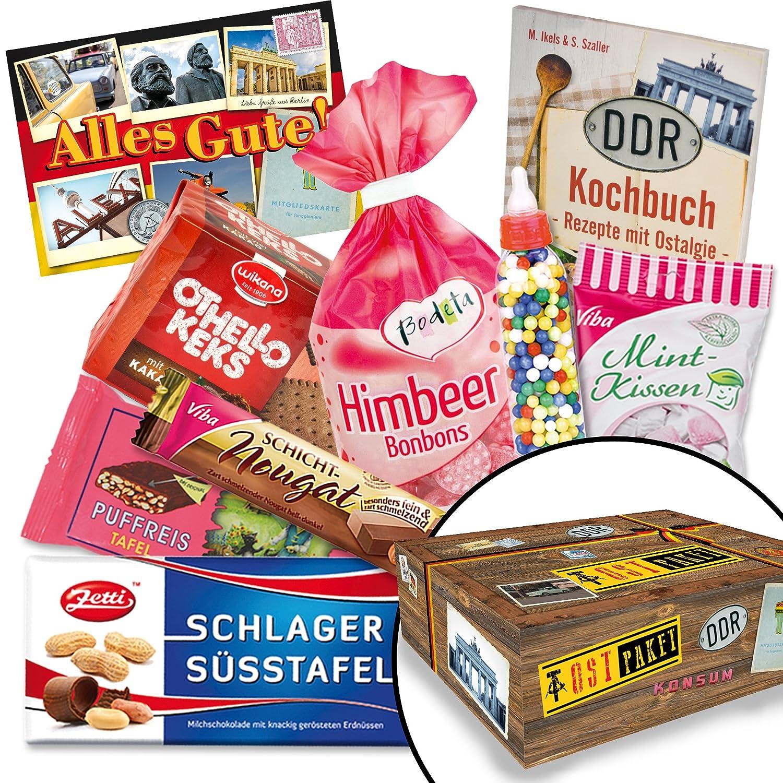 Nostalgie Box   Süßigkeiten aus der DDR   Geschenke zu Weihnachten ...