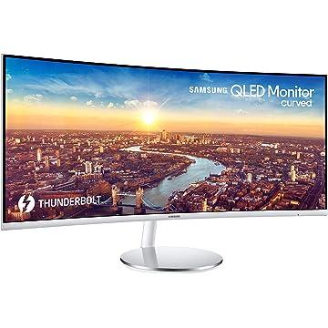 Samsung C34J791 34-Inch QHD Ultrawide Curved
