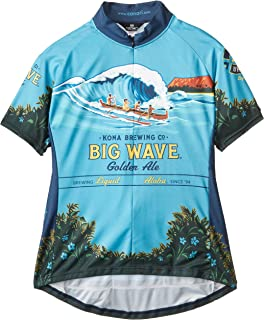 Canari Men s Kona Brewing Big Wave Jersey  Amazon.co.uk  Sports ... 259ce3b4d
