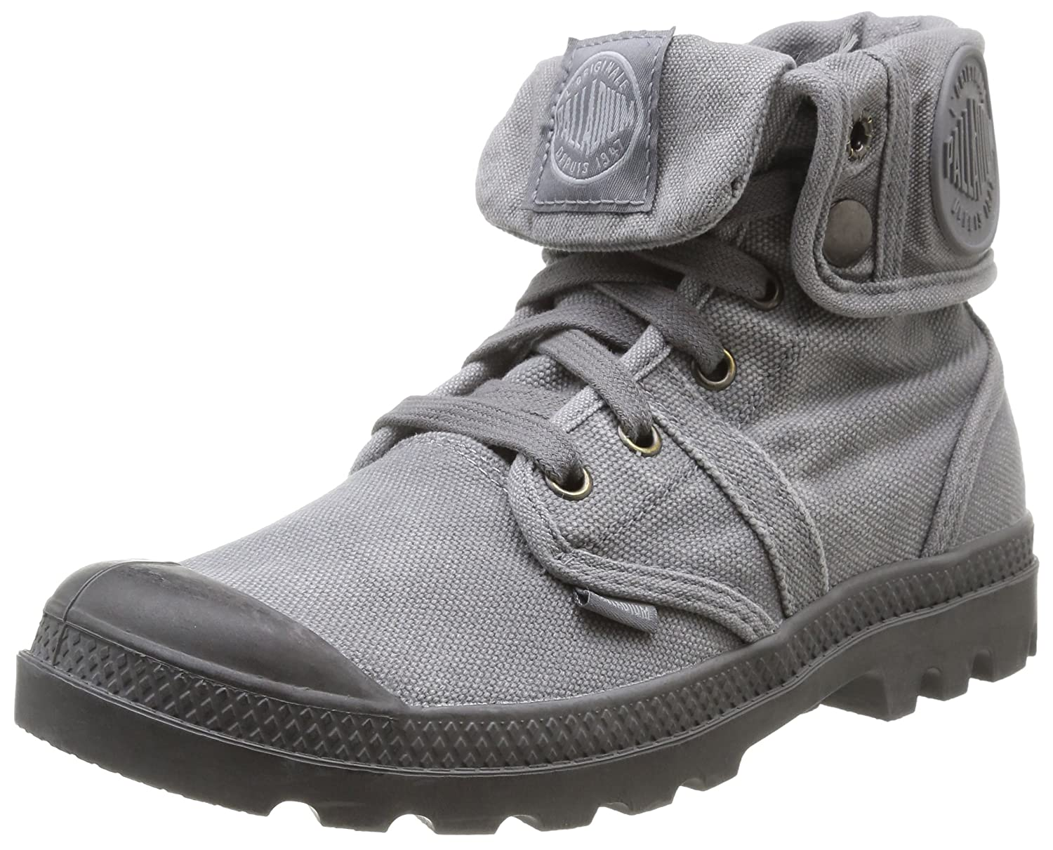Palladium Gris Us Baggy Palladium W F, Baskets Hautes Hautes Femme Gris (Titanium/High Rise 174) 1c7554a - epictionpvp.space