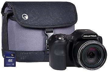 Praktica luxmedia z35 bridge camera kit with 16 gb sd: amazon.co.uk