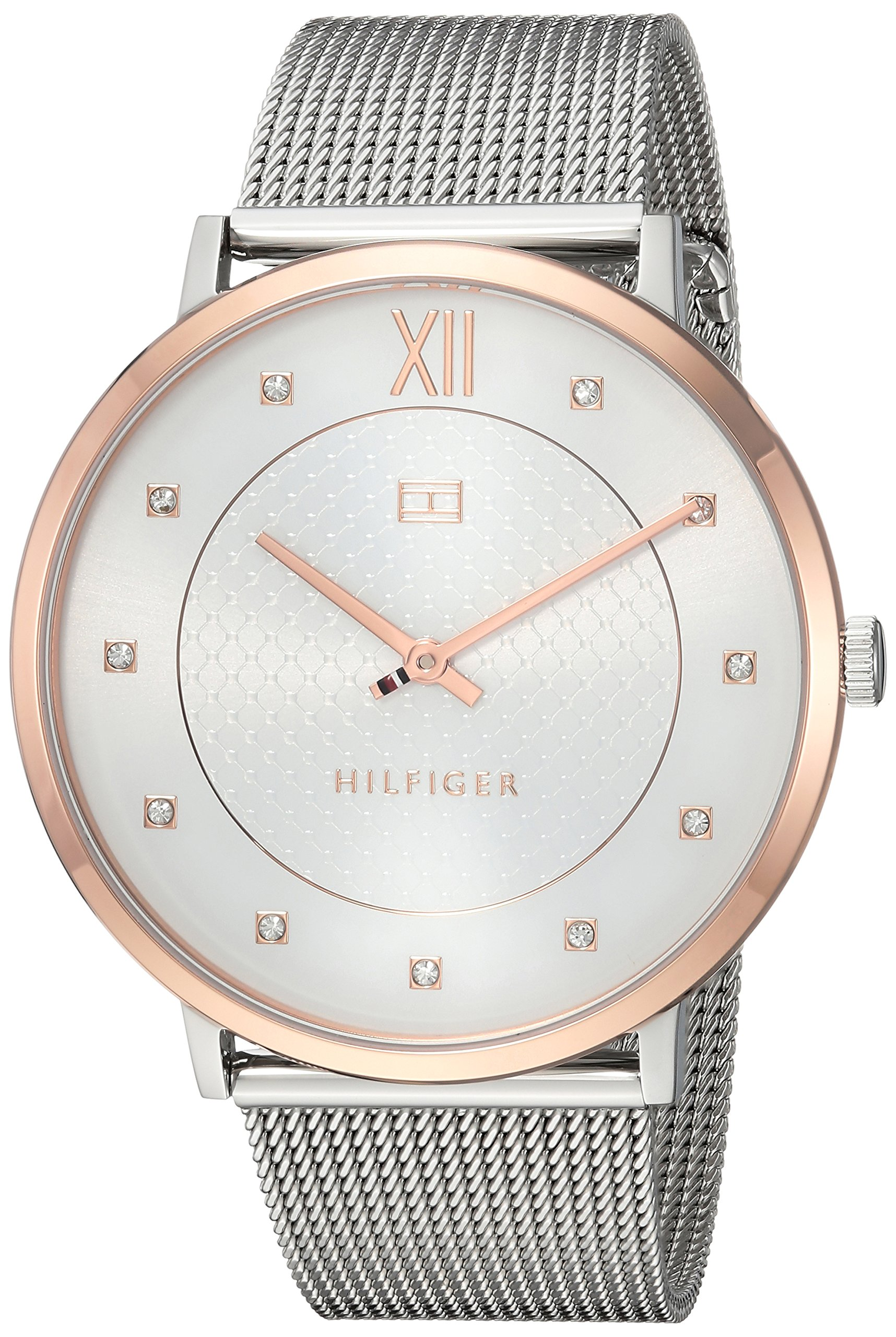Tommy Hilfiger Women's 'SOPHISTICATED SPORT' Quartz Two and Stainless Steel Casual Watch, Color:Silver-Toned (Model: 1781811) by Tommy Hilfiger