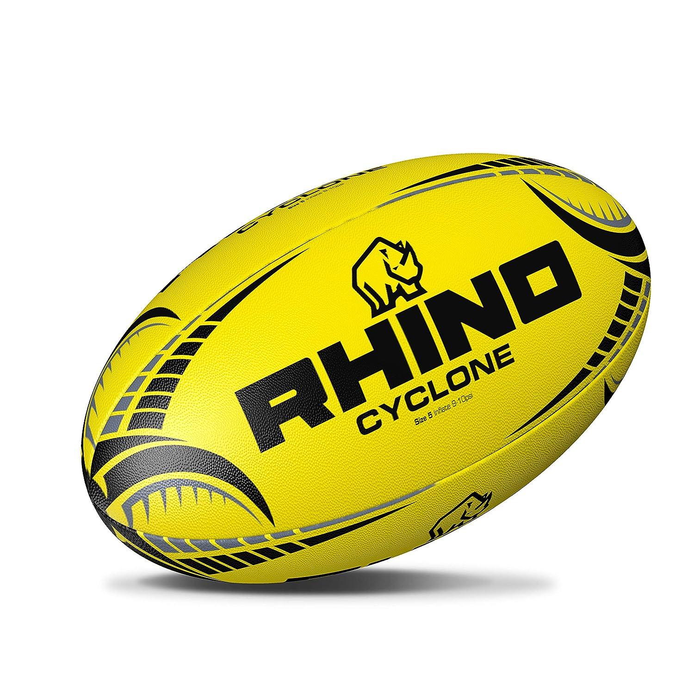 Rhino Cyclone - Pelota de Rugby: Amazon.es: Deportes y aire libre