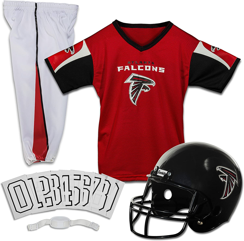 Franklin Sports New York Jets Kids Football Uniform Set