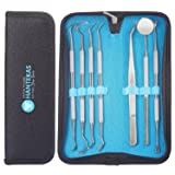 Dental Tools Stainless Steel Dental Hygiene Kit Set