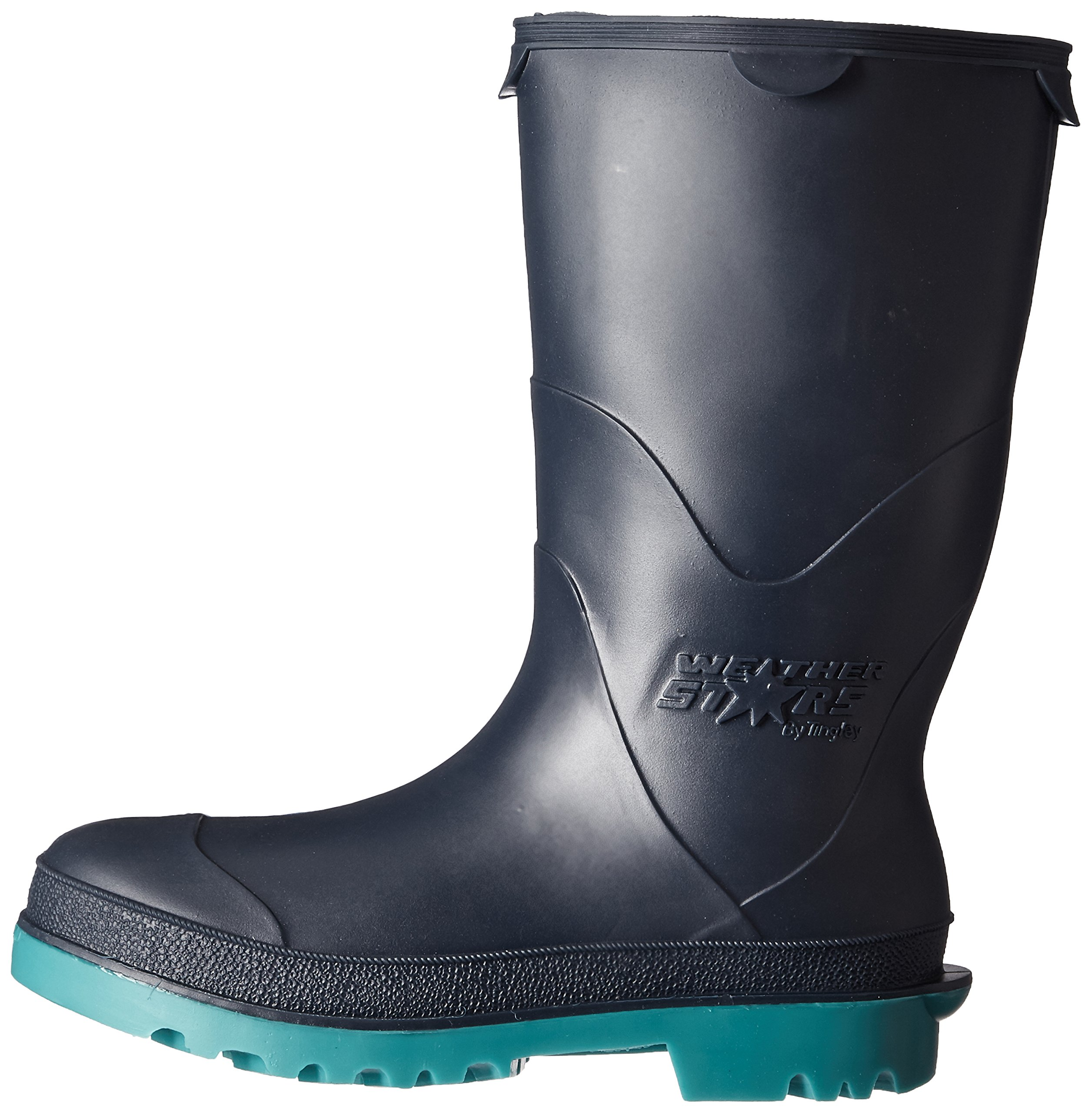 STORMTRACKS 11768.03 Youths' Boot, Size 03, Blue/Green by STORMTRACKS (Image #5)
