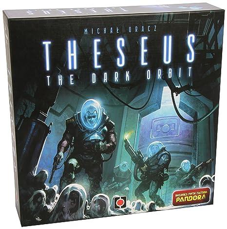 Wydawnictwo Portal Theseus The Dark Orbit Board Game