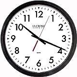Amazon Com Geneva 14 Inch Quartz Wall Clock Home Amp Kitchen