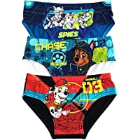 Paw Patrol Slip Pantalon sous-vêtements garçons Coton - Pack de 3
