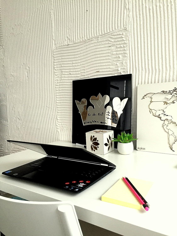 day3dream ® - Prinzessin Krone geformte Wandspiegel - Mädchen Zimmer ...