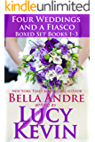 Four Weddings and a Fiasco Boxed Set (Books 1-3)