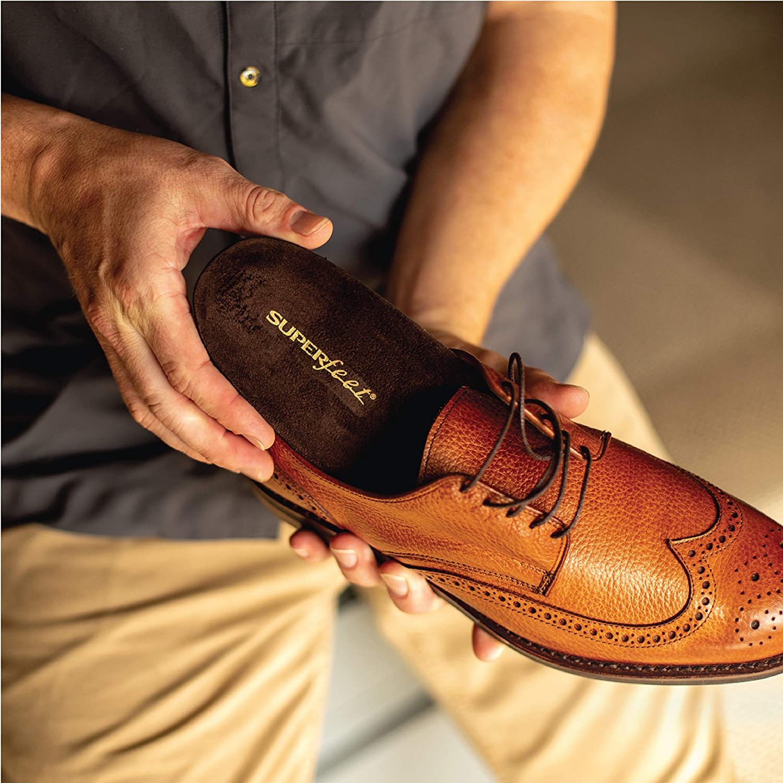Dress Shoe Comfort Orthotic Inserts for