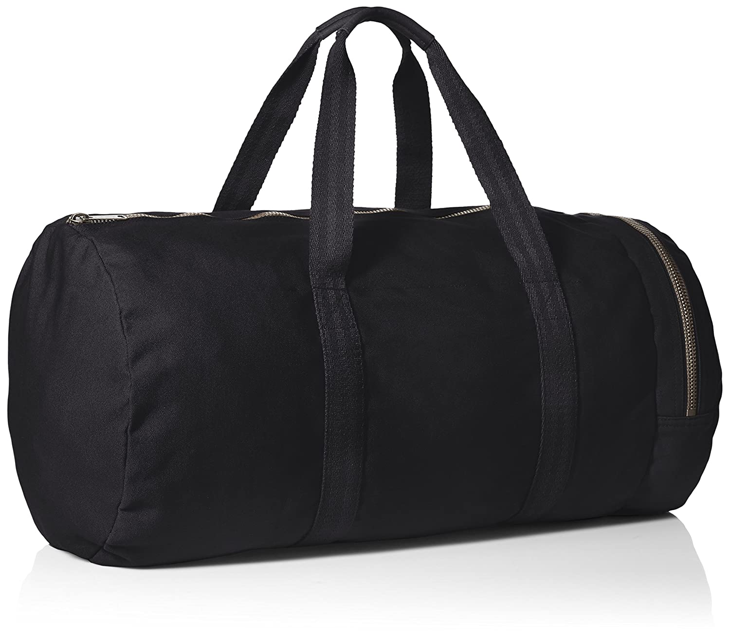 57b578caa Amazon.com: Fred Perry Men's Ventile Canvas Duffle Bag, Navy: Clothing