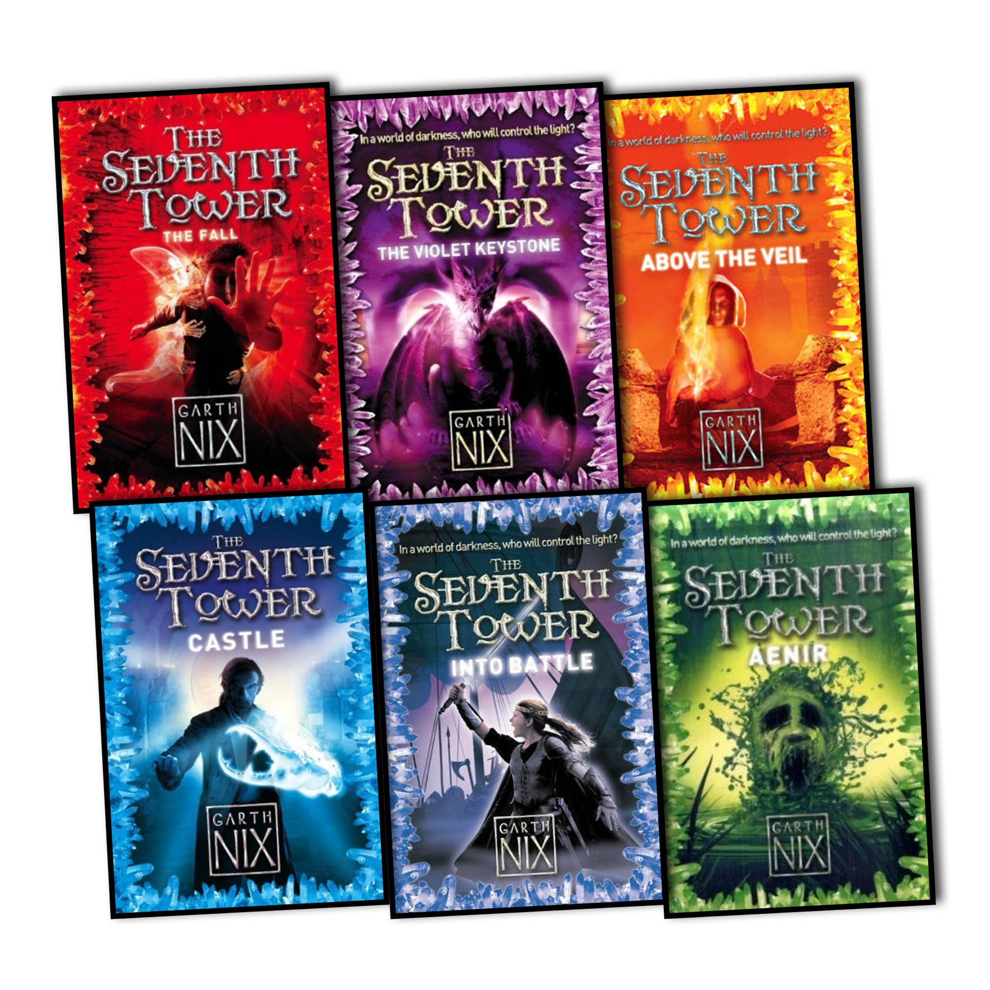 Download The Seventh Tower Collection 6 Books Set Pack pdf epub