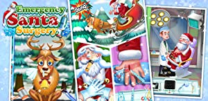 Santa's Emergency Surgery - FREE Doctor Game from 6677g ltd
