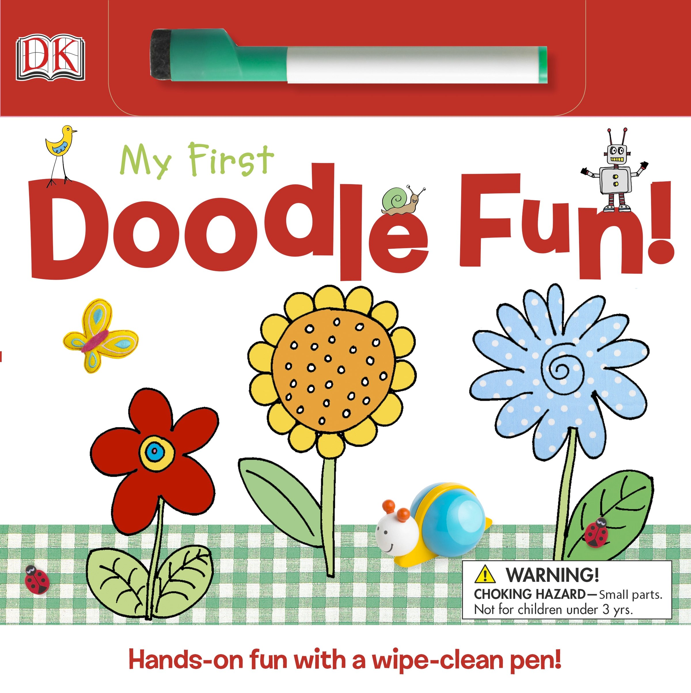 First Doodle Fun Board Books product image