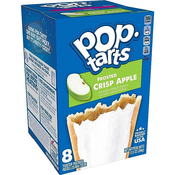 Updated 2021 – Top 10 Apple Strudel Pop Tarts