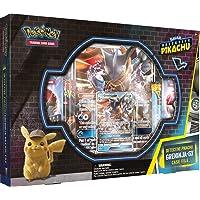 Pokemon Detective Pikachu Greninja-Gx Case File, Multicolor