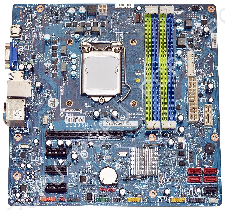 5b20g00892 Lenovo Erazer x310インテルデスクトップマザーボードs115 X   B01C15YAUW