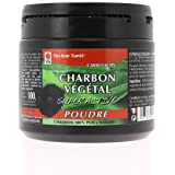 Vecteur Santé - Charbon végétal super activé poudre (100 g)