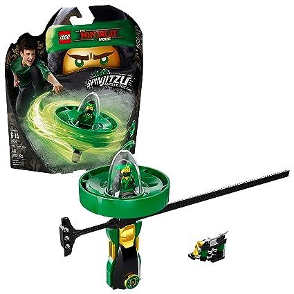 Amazoncom The Lego Ninjago Movie Lloyd Spinjitzu Master 70628