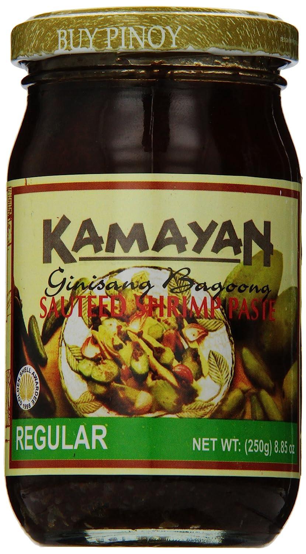 Kamayan Sauteed Shrimp Paste, Regular, 8.8 Ounce