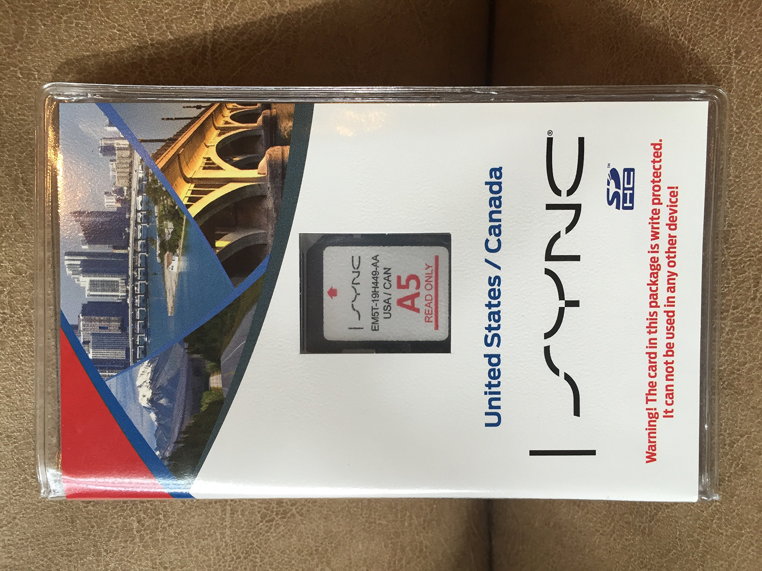 A5 FORD LINCOLN SD NAVIGATION CARD CHIP FITS ALL FORDS LINCOLN FROM 2012 TO 2016
