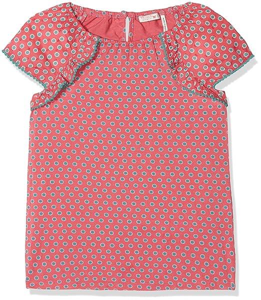 Fat Face Freya Circle Frill, Blusa para Niñas: Amazon.es: Ropa y accesorios