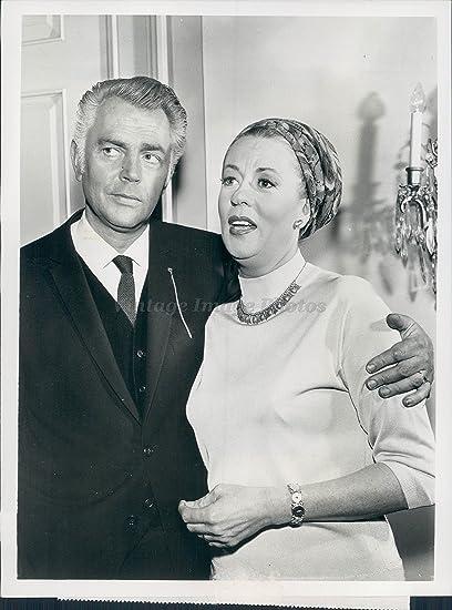 496046b434cf Amazon.com  1966 Uta Hagen Actress Daniel Oherlihy Long Hot Summer ...