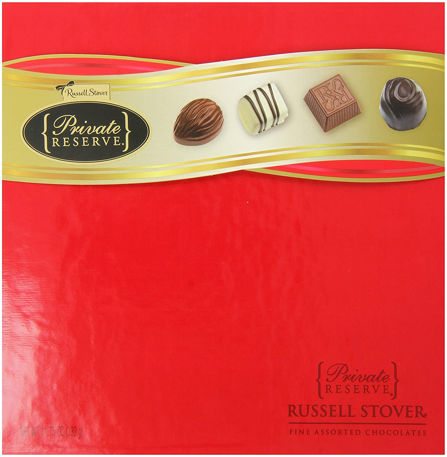 Amazon.com : Russell Stover Private Reserve Assorted Chocolate ...