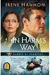 In Harm's Way (Heroes of Quantico Book #3) Kindle Edition