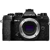 Olympus OM-D E-M5 Mark III Camera - Body Only (Silver)