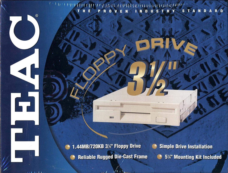 Teac 1.44 MB、3.5インチフロッピードライブps2