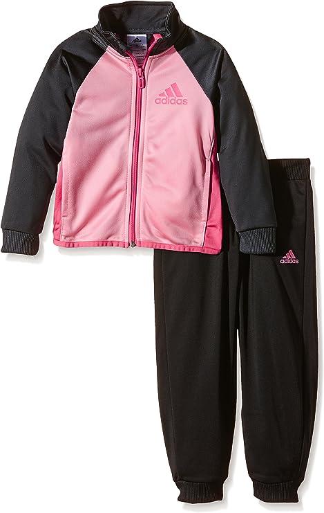 adidas YG S Entry TS - Chándal para niñas: Amazon.es: Zapatos y ...
